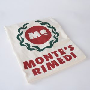 Monte's Rimedi Comfortable Brand Tee