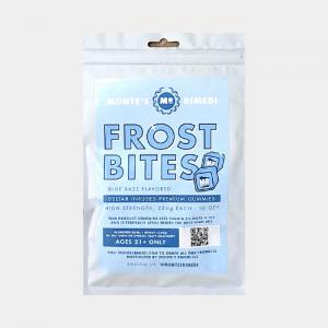 Delta 8 Frost Bites – 10 Gummy Pack